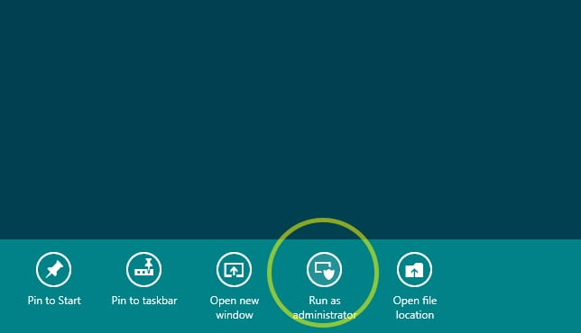 How to edit vhost file in Windows 8