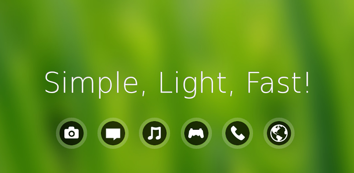 Smart Launcher – A simple, fast and powerful launcher